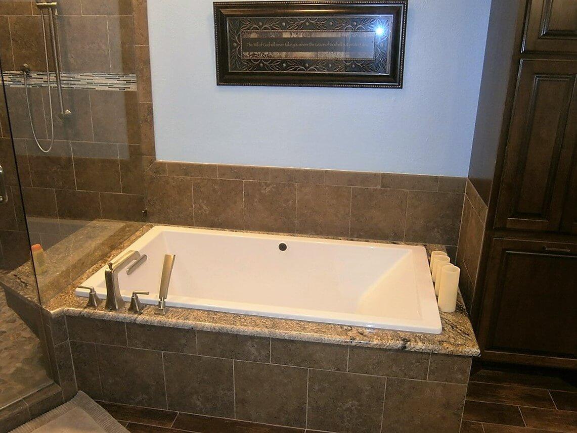 Bathroom Remodeling - Sunshine Sunrooms - Dallas, Ft ...
