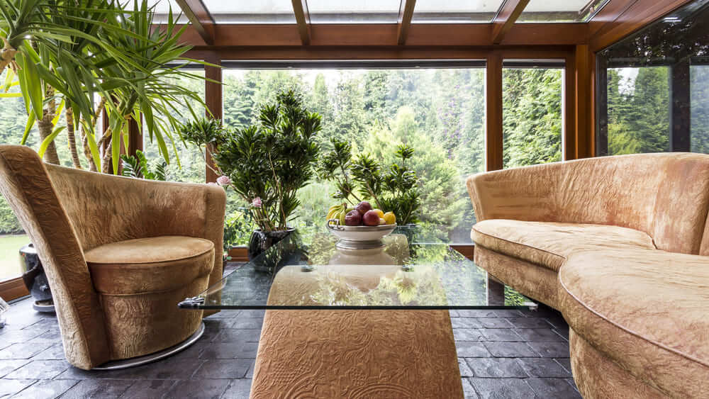 Are Stone Tiles Right for Your Sunroom?