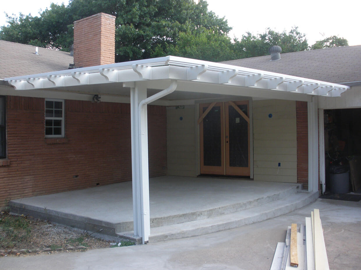 Patio cover contractor