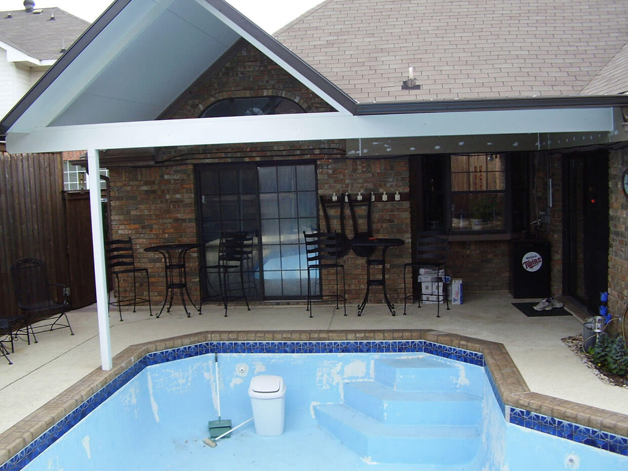 Patio Cover Contractor Dallas