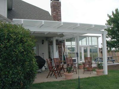 The Appeal of the Pergola