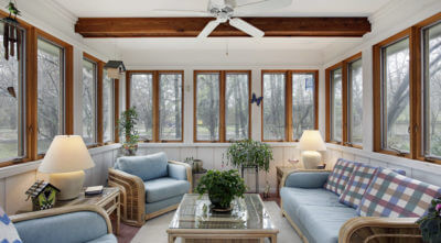 Choosing the Right Lighting for Your Sunroom