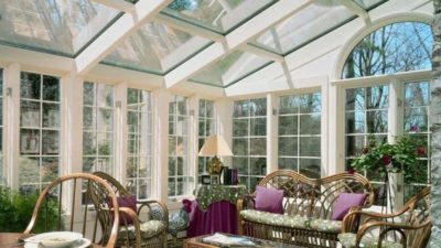 Decorating Your Sunroom