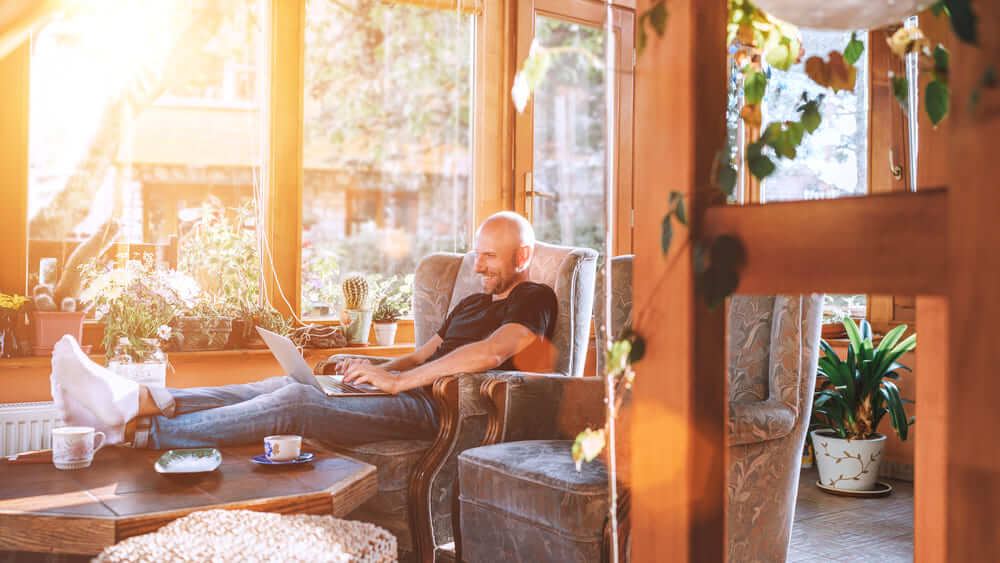 Is Your Sunroom's Temperature Comfortable Year-Round