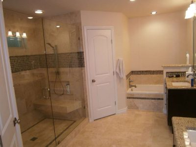 Bathroom renovation Dallas