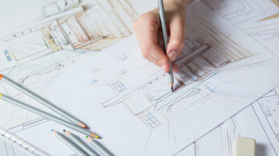 Drawing Plans for Your New Sunroom