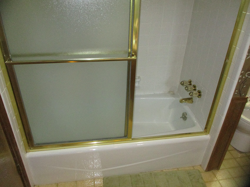 Bathroom Remodel: Before