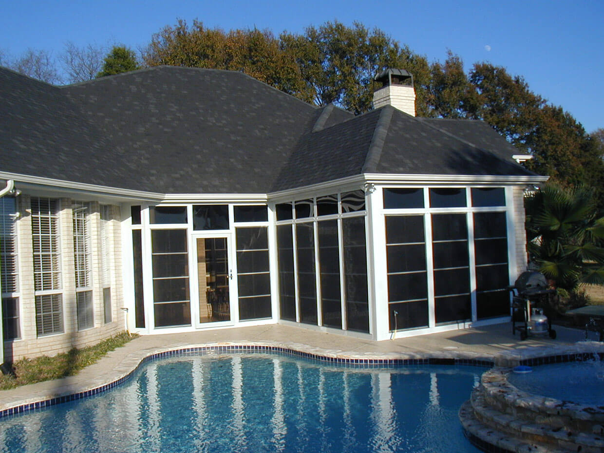 Florida Room sunroom exterior example