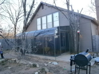 Sunroom repair DFW