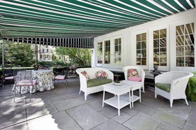 Permanent vs. Temporary Patio Covers