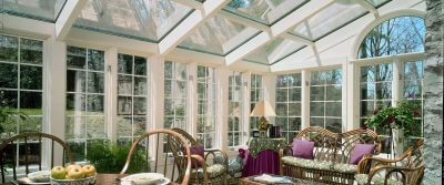 A Sunroom for All Seasons